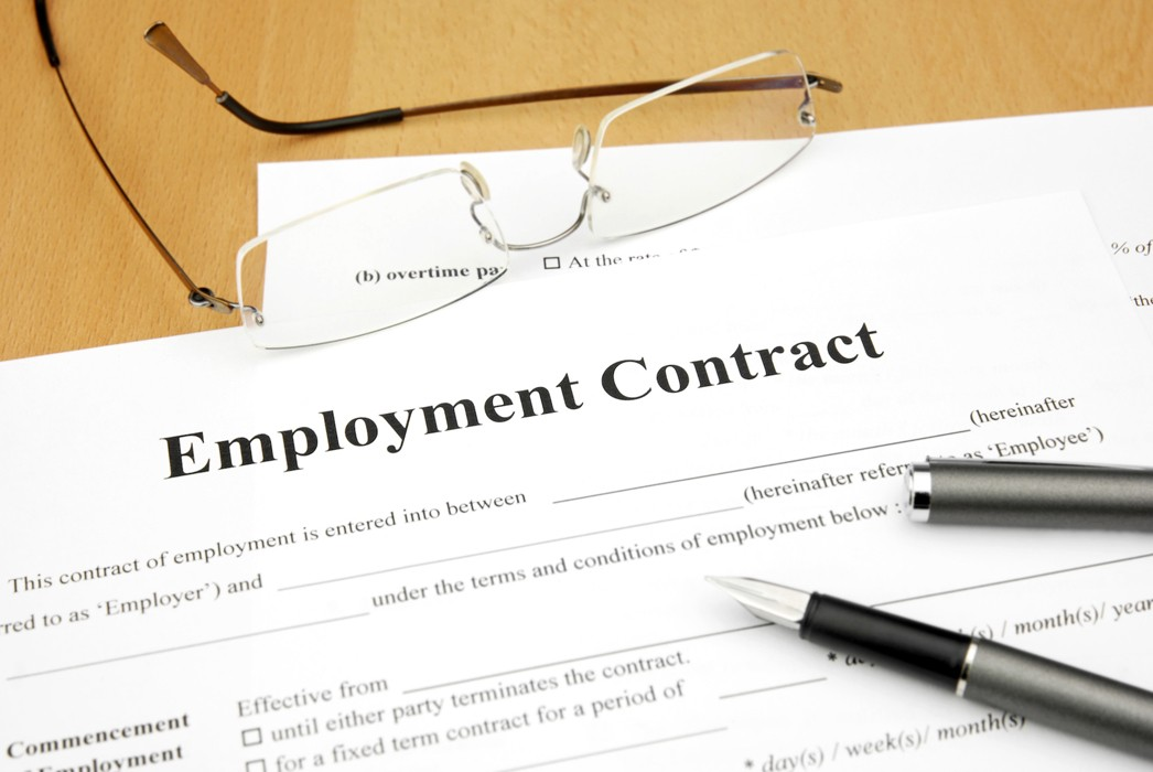 Drafting an Employment Contract